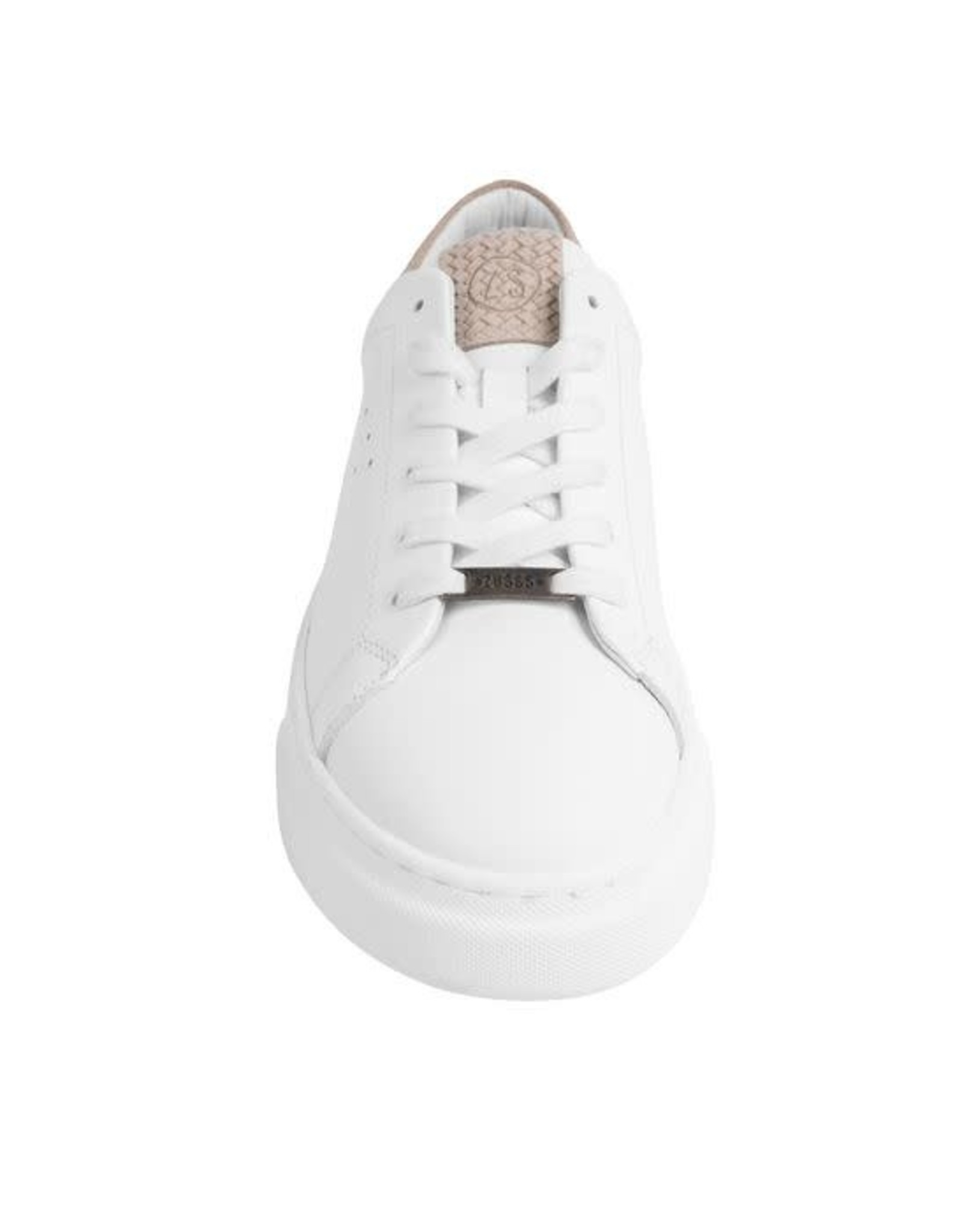 Zusss Zusss toffe sneaker wit/zand