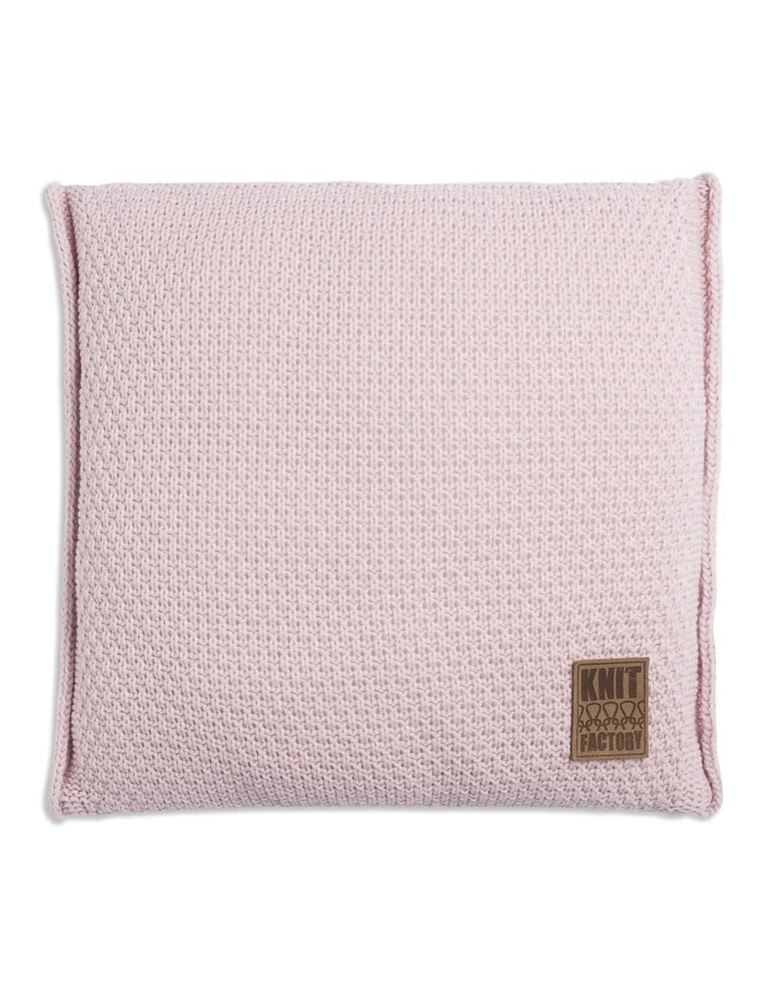 Knit Factory Knit Factory Kussen Jesse 50x50 roze