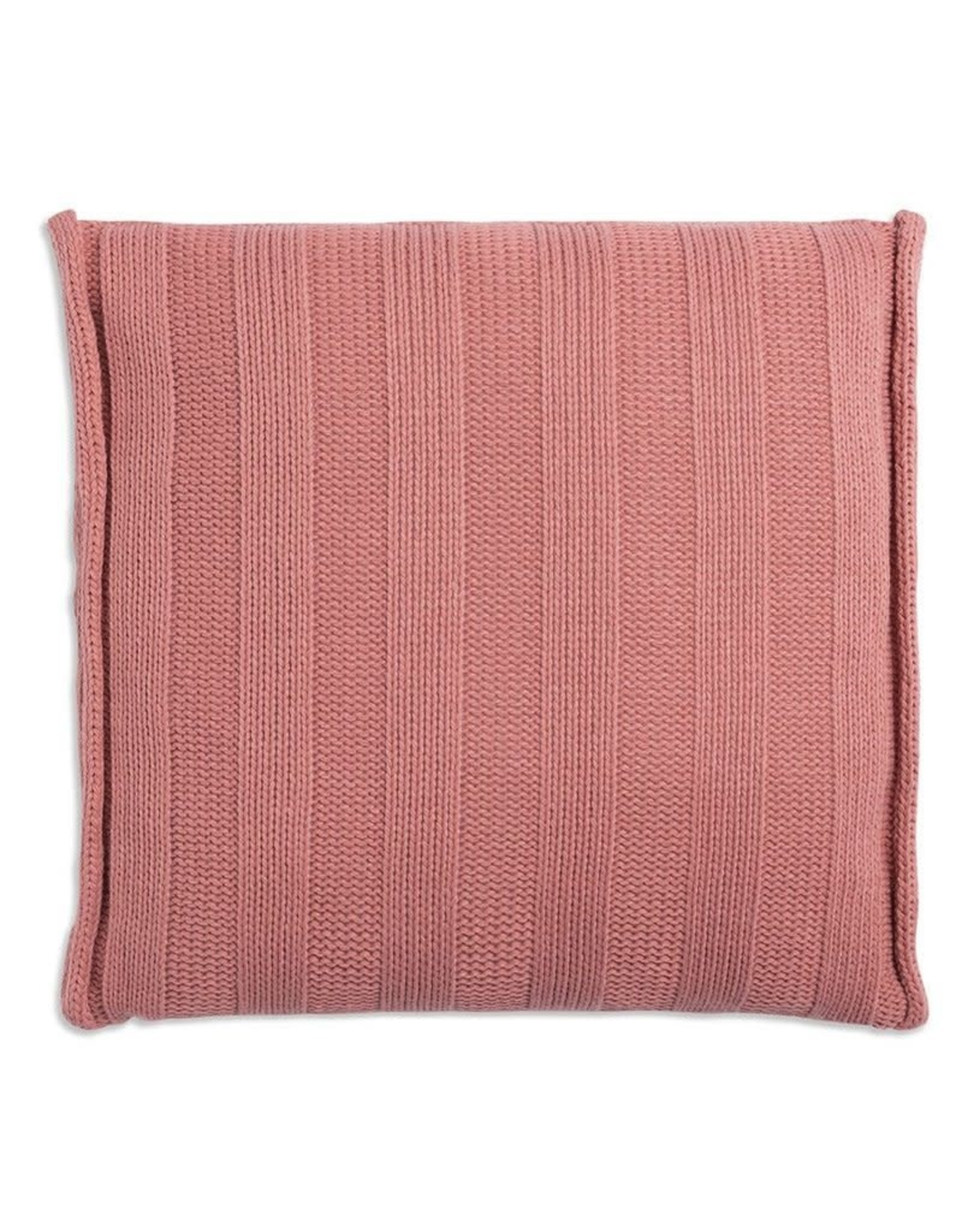 Knit Factory Knit Factory Jesse Cushion 50x50 Coral