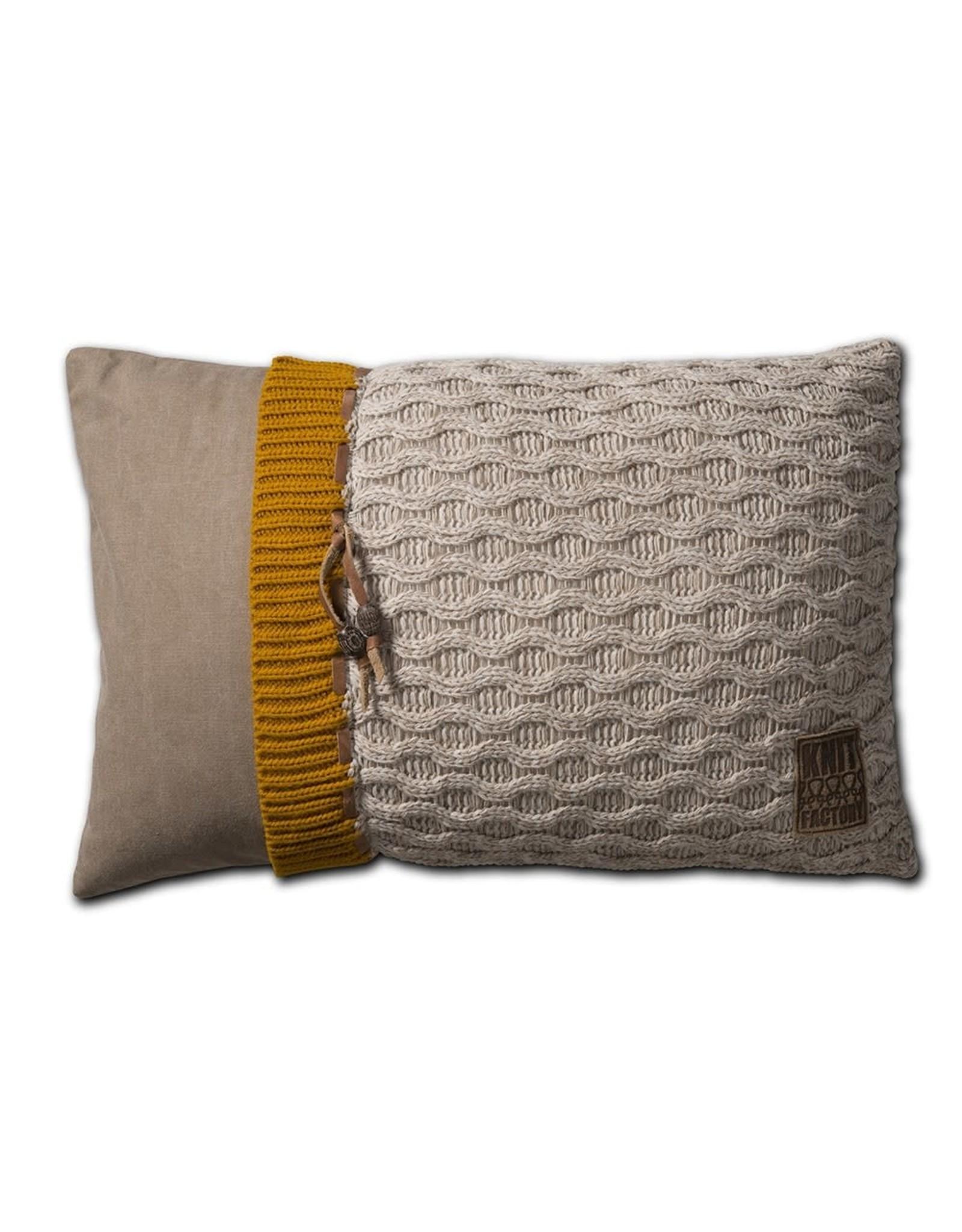 Knit Factory Knit factory joep kussen