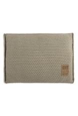 Knit Factory Knit factory jesse kussen 60 x 40 olive