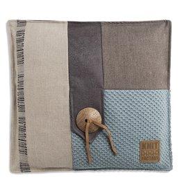 Knit Factory Knit factory lex kussen stone green