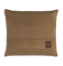 Knit Factory Knit Factory kussen Yara 50x50 New Camel