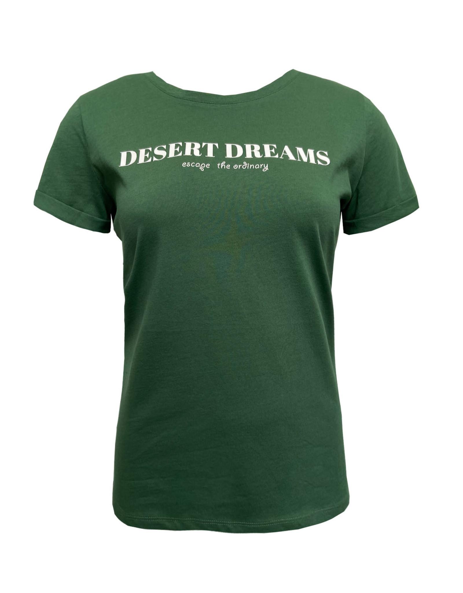 Elvira Elvira T-Shirt Desert Green E1 21-021