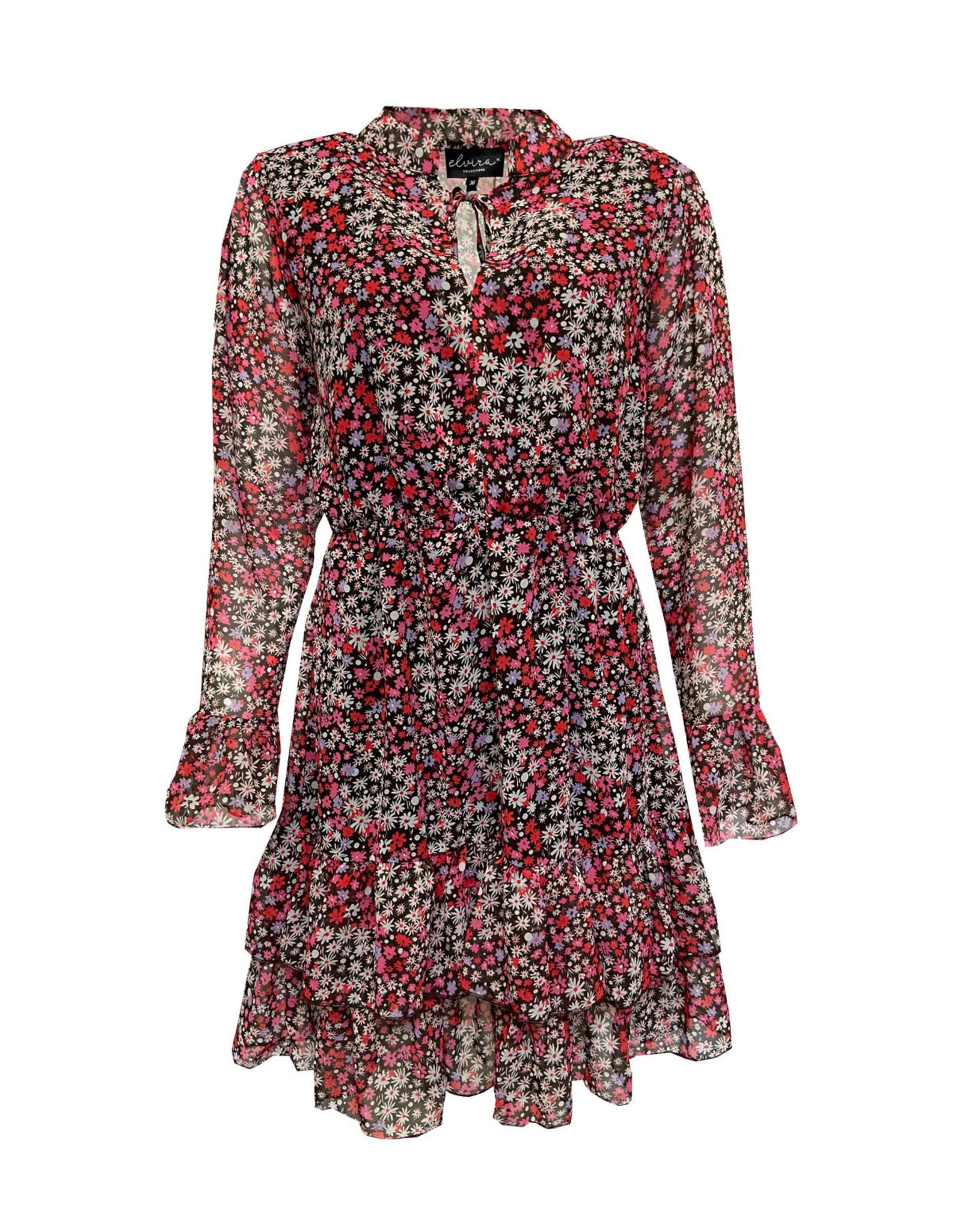 Elvira Elvira Dress Jasmijn Bloom E1 21-054
