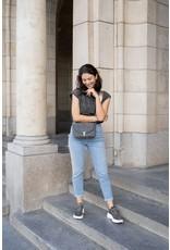 Zusss Zusss Trendy Mom Jeans Lichtblauw