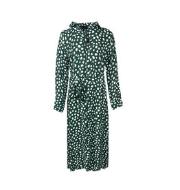 Elvira Elvira Dress Lina Dot Green