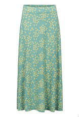 zilch Zilch Skirt Long Leaves Porcelain 11EVI50 078D
