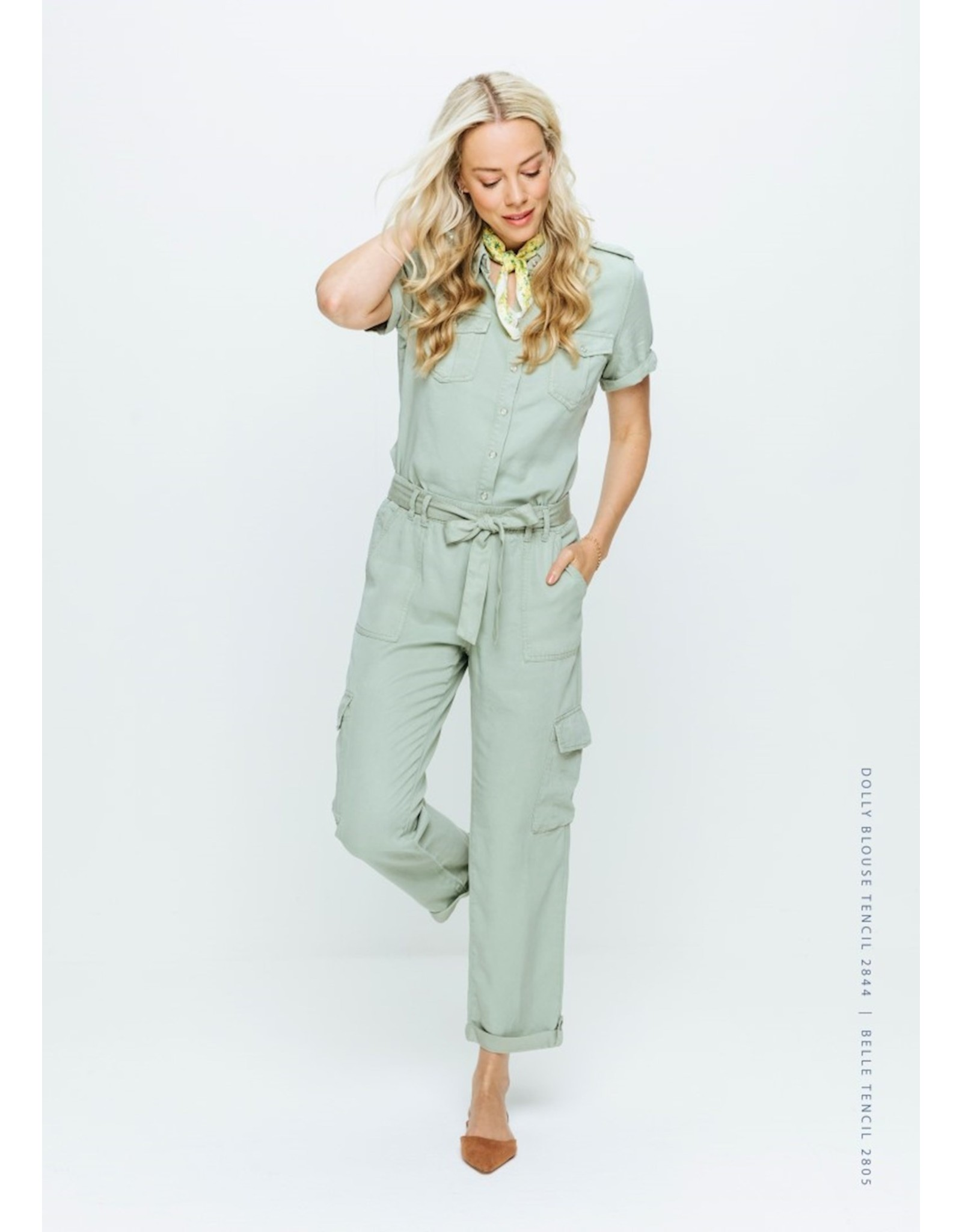 Red Button Red Button Belle Trouser  Tencel