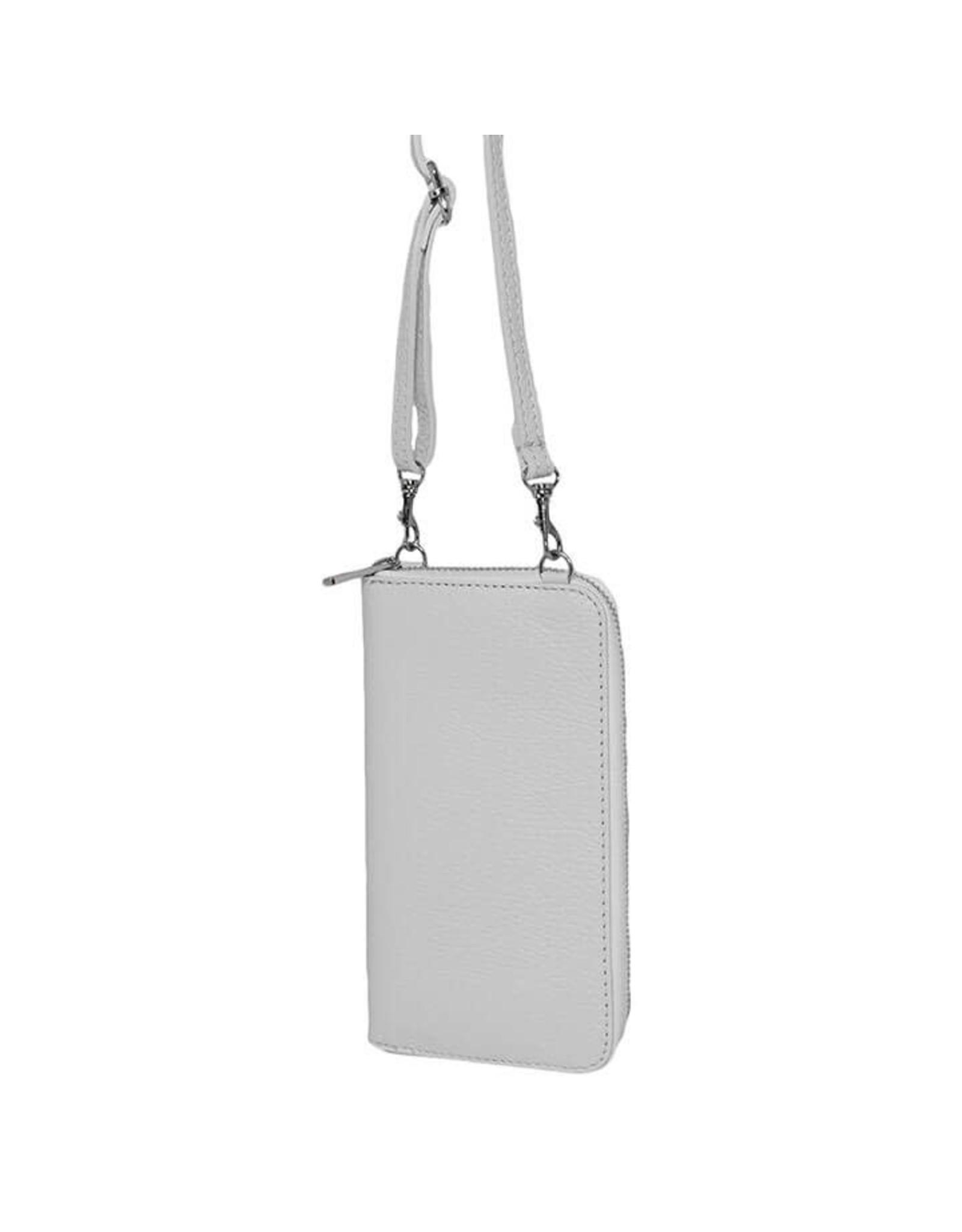 Elvy Elvy Demi phone wallet bag ecru 210