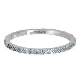 IXXXI IXXXI Ring Bohemian Aqua 17