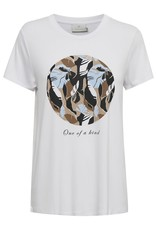 Kaffe Kaffe kisa T-shirt