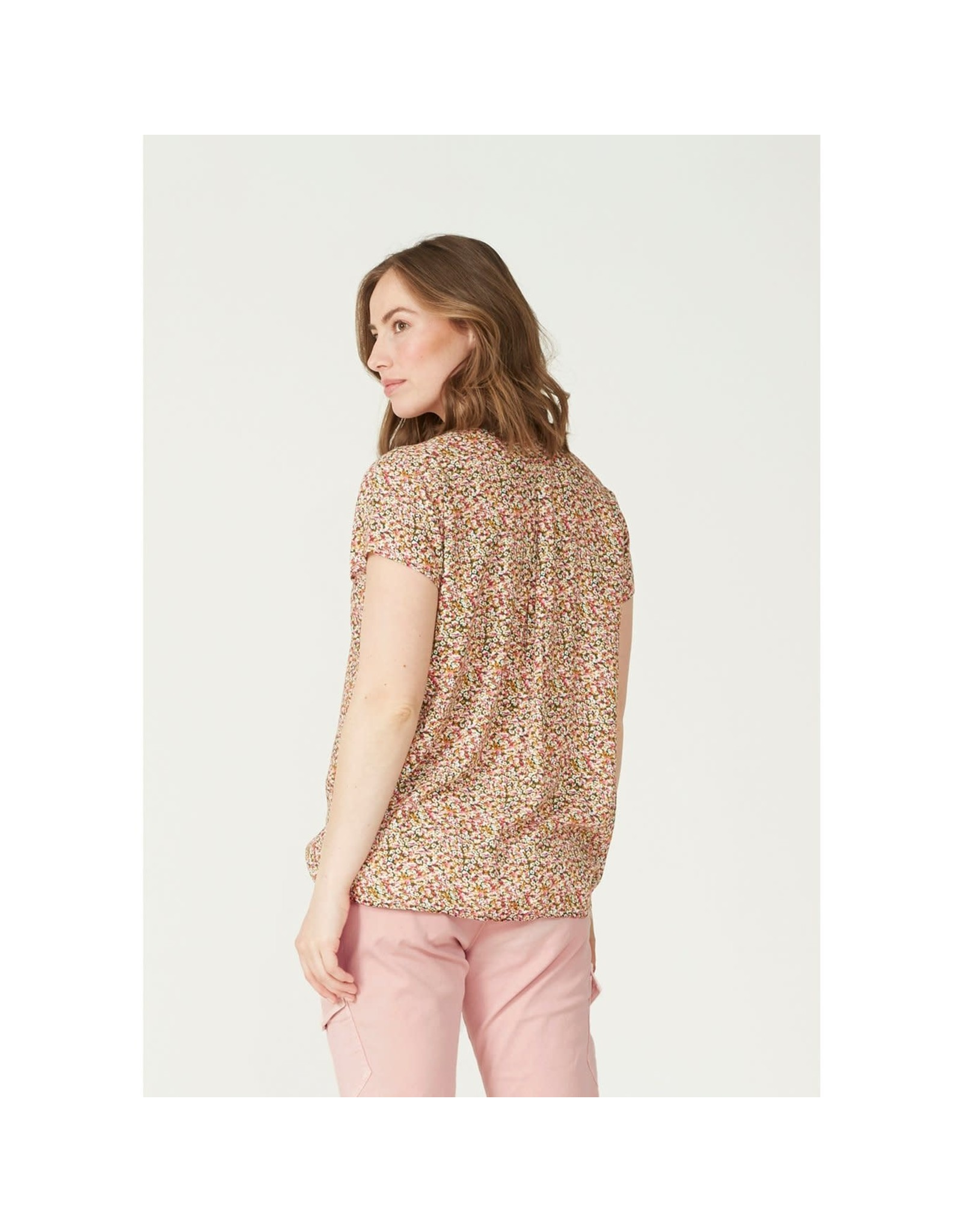 isay Isay Annica V-Neck Blouse
