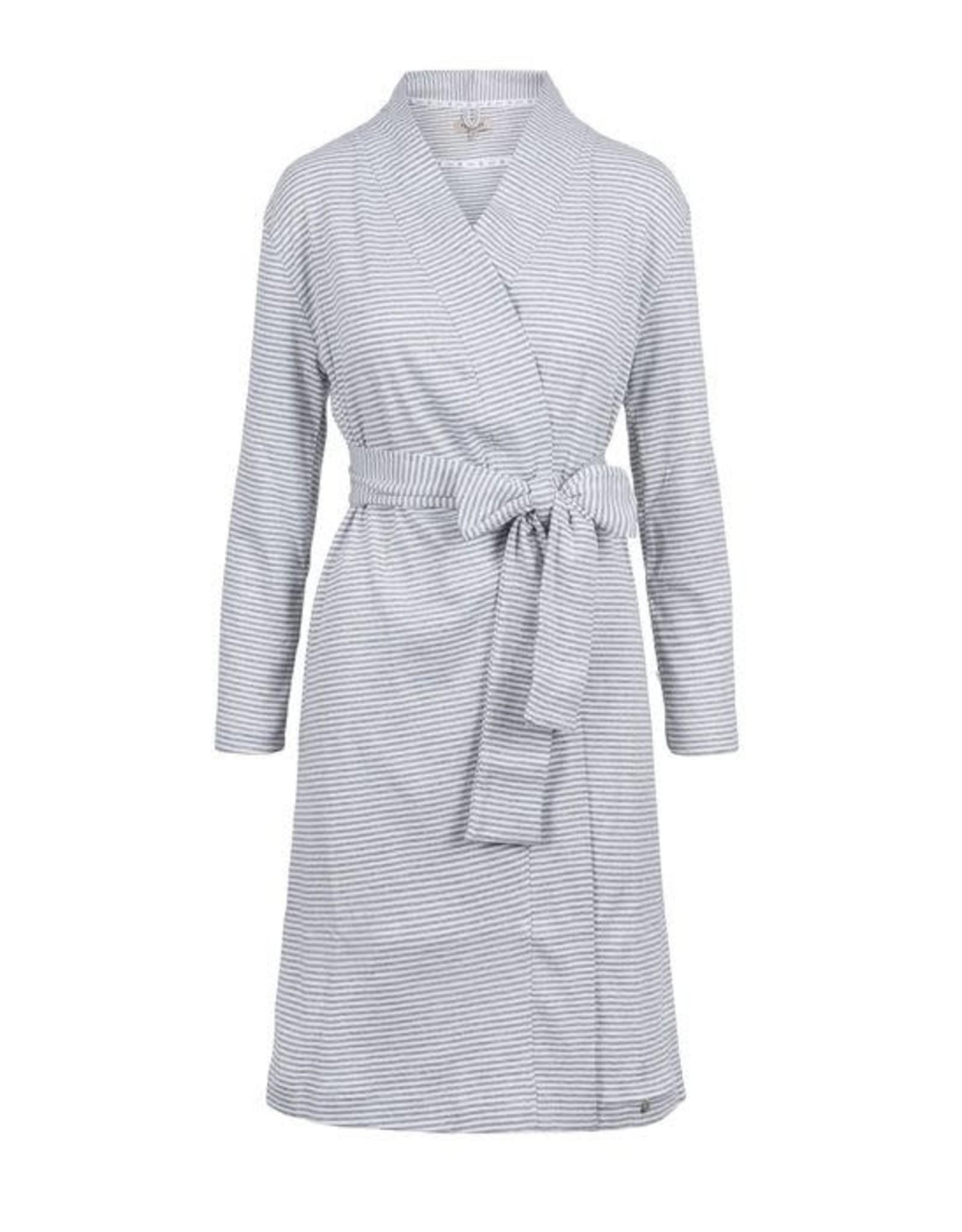 Zusss Zusss badjas met streep