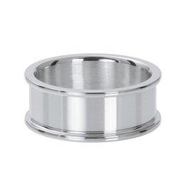 IXXXI IXXXI Basisring 8mm Zilver