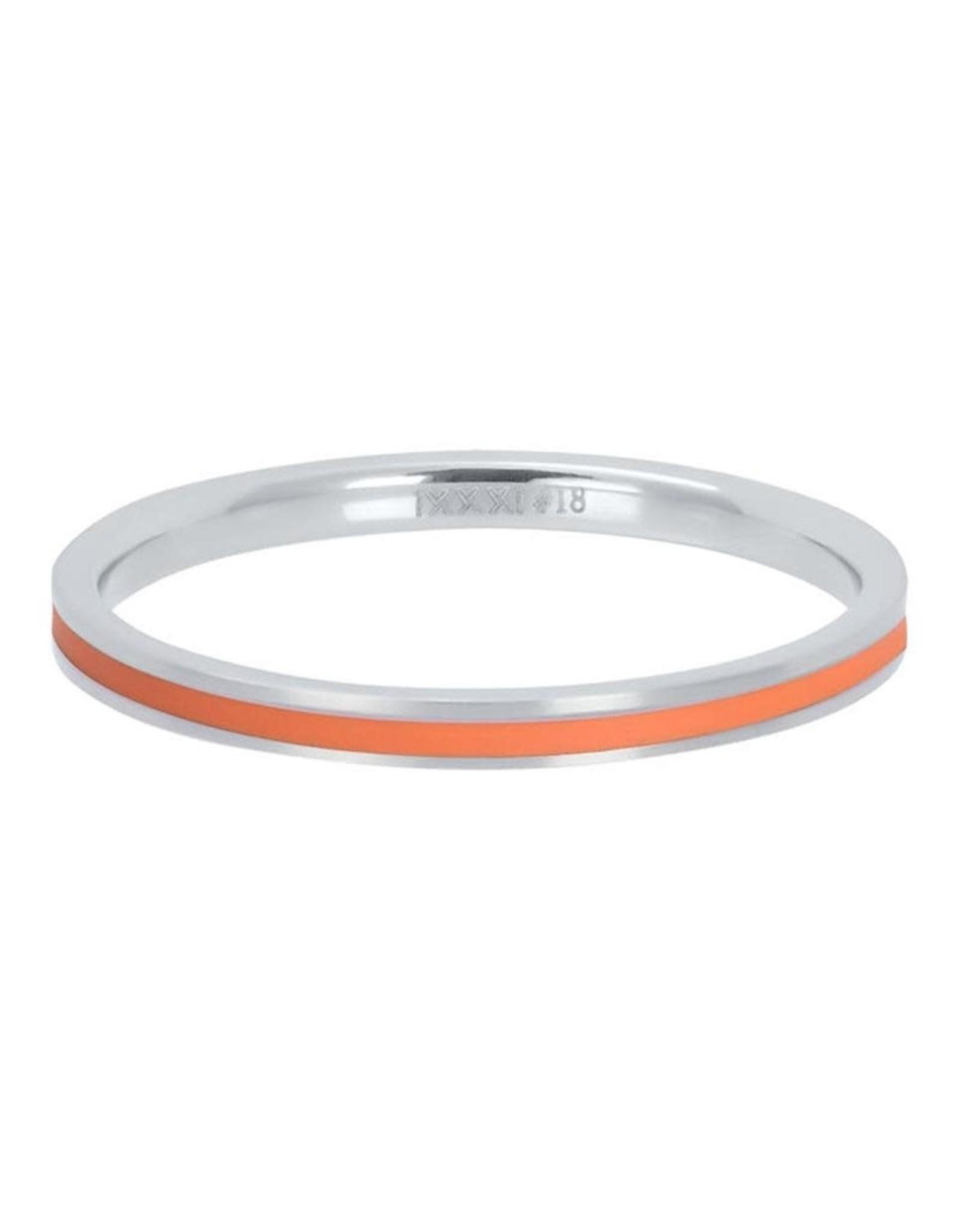 IXXXI IXXXI Ring Line Coral