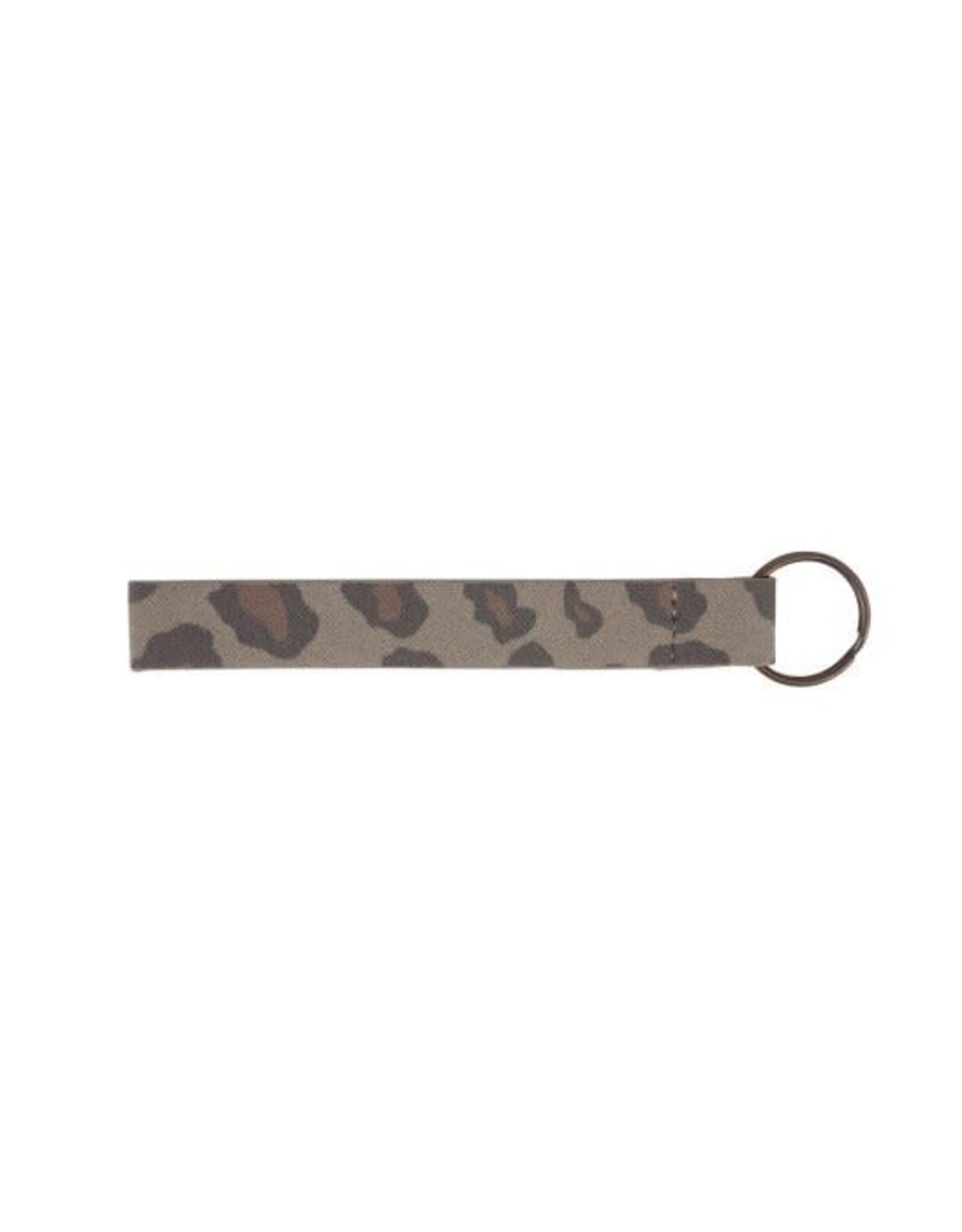 Zusss Zusss Leuke sleutelhanger Lus Hartje Leopard