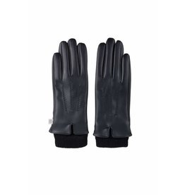 Zusss Zusss Fijne handschoen zwart
