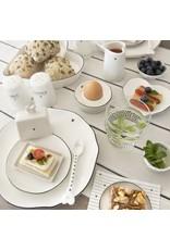 Bastion Collections Bastion Collections Breakfast Plate LI/Breakfast 001 BL