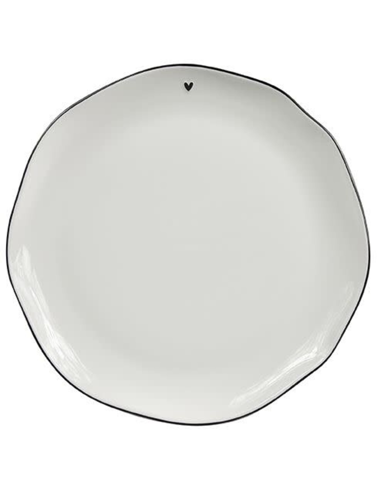 Bastion Collections Bastion Collections Dinner Plate LI/Dinner 001 BL