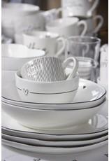 Bastion Collections Bastion Collections Soup Plate LI/Soup PL 001 BL
