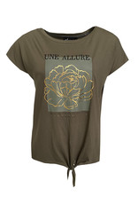 Elvira Elvira T-shirt Mode Olive