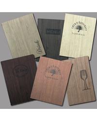 Menukaarten Woodline