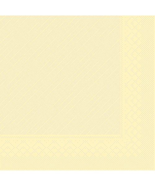 Servet Tissue Deluxe 4 laags Creme 40x40cm bestellen