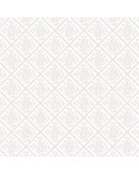 Napperon Airlaid Damast Wit 80x80cm, 65 gram bestellen