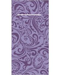 Pocket napkin Airlaid Lias Lila 40x40cm 65Gr 1/8 vouw bestellen