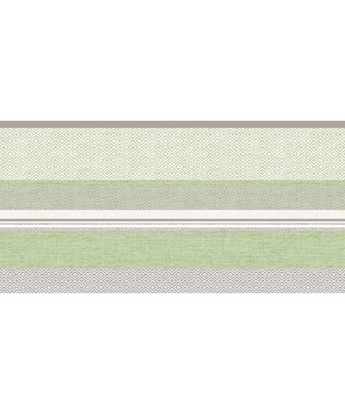 Tafelloper Airlaid Lagos Grijs/Groen 40cm X24m bestellen