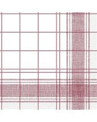 Servet Tissue 3 laags Nadeem Bordeaux 33x33cm bestellen