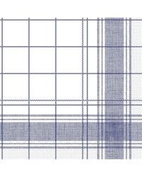 Servet Tissue 3 laags Nadeem Blauw  33x33cm bestellen