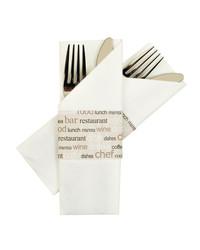 Napkin Sleeves met diverse teksten bestellen
