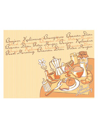 Placemat Airlaid New Day 40x30 bestellen