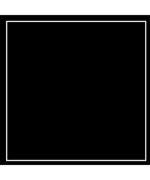 Onderzetters Vierkant Zwart 95x95mm, 9 laags bestellen