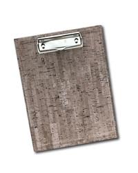 Klemkaart met metalen klem
