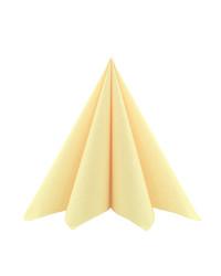 Servet Airlaid Light 24x24cm uni Sahara kopen