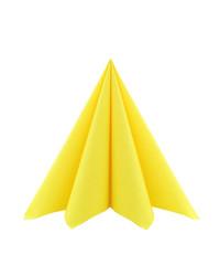 Servet Airlaid Light 24x24cm uni Geel kopen