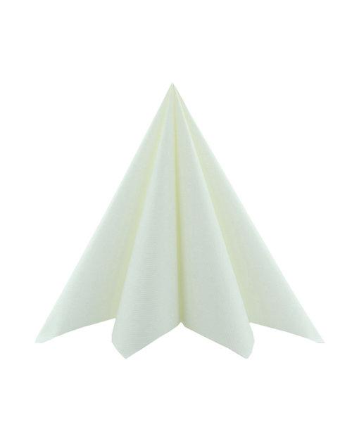 Servet Airlaid Light  33x33cm Uni Wit kopen