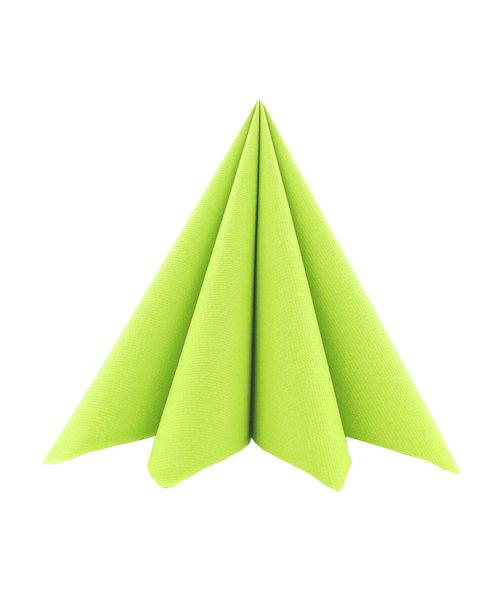 Servet Airlaid Lime 40x40cm kopen