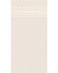 Pocket napkin Tissue Deluxe Light 40x40cm 3 Lgs  1/8 vouw recycled Bruin bestellen
