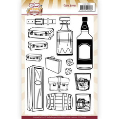 YCCS10062 - Stempel - Yvonne Creations - Good Old Days - Whiskey