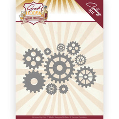 YCD10222 - Mal - Yvonne Creations - Good Old Days - Paddle Wheels