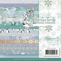 YCPP10034 - Papierpak - Yvonne Creations - Winter Time