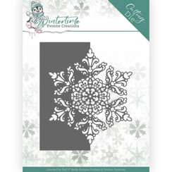 YCD10215 - Mal - Yvonne Creations - Winter Time - Snowflake Border