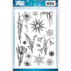 JACS10034 - Stempel - Jeanines Art- The colours of winter