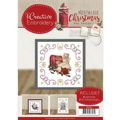 cb10018 - Creative Embroidery 18 - Amy Design - Nostalgic Christmas