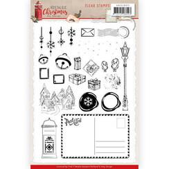 ADCS10071 - Stempel - Amy Design - Nostalgic Christmas