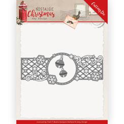 ADD10223 - Mal - Amy Design - Nostalgic Christmas - Christmas Bells Border